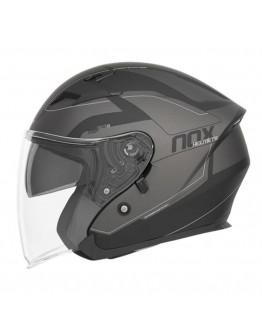 Nox N127 Metro Black Matt/Silver
