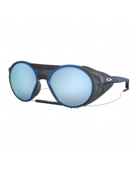 Oakley Clifden Matte Translucent Blue/Prizm Deep Water Polarized