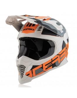 Acerbis X-Racer VTR Camo Orange/Black