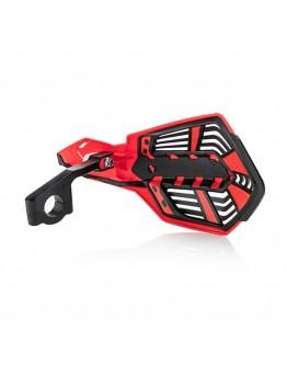 Acerbis Χούφτες X-Future Red/Black