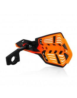 Acerbis Χούφτες X-Future Black/Orange
