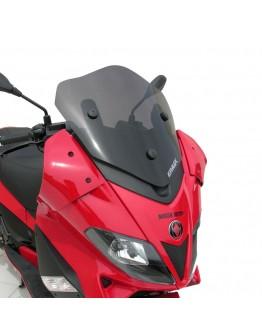 Ermax Ζελατίνα Aprilia SR Max 125/300 11-19 Sport Dark Smoke