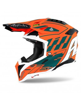 Airoh Aviator 3 Rampage Orange Matt