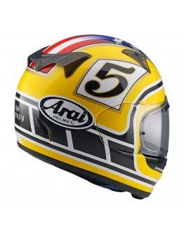 Arai Profile-V Edwards Legend Yellow