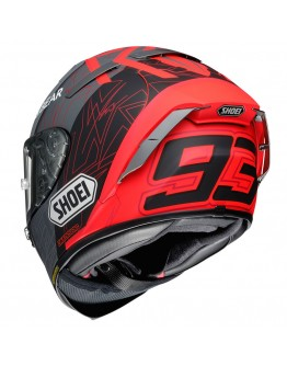 Shoei X-Spirit III Marquez Black Concept2 TC-1