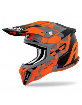 Airoh Strycker XXX Orange Matt