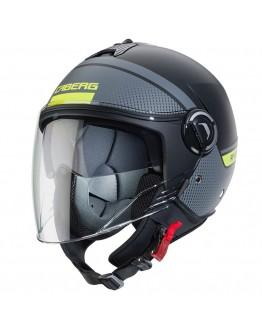 Caberg Riviera V4 Elite Black Matt/Antracite/Yellow