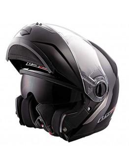 LS2 FF386.1 Ride Black