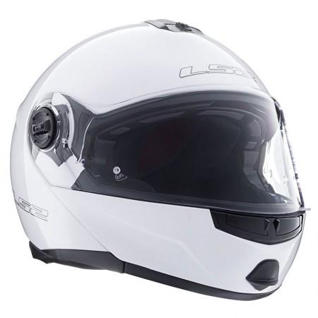 LS2 FF386.1 Ride White