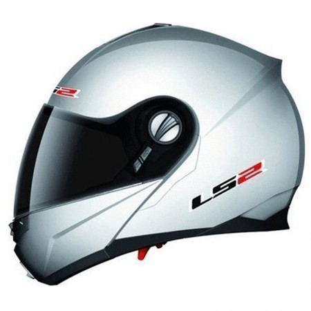 LS2 FF386.1 Ride Silver