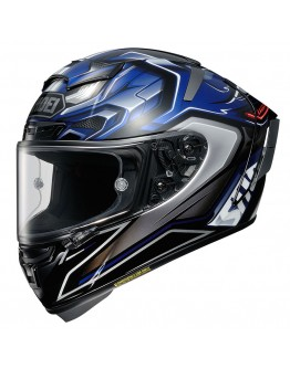 Shoei X-Spirit III Aerodyne TC-2