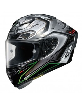 Shoei X-Spirit III Aerodyne TC-4