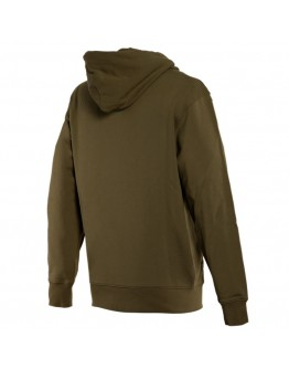 Dainese Adventure Full-Zip Hoodie Military-Olive/Black