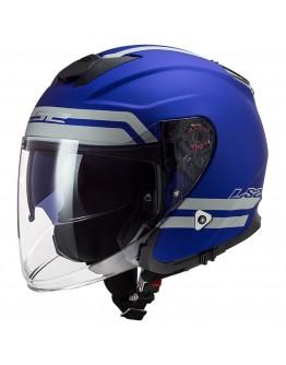 LS2 OF521 Infinity Hyper Matt Blue