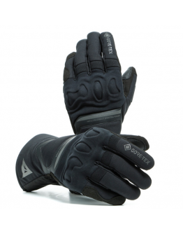 Dainese Nembo Gore-Tex + Gore Grip Technology Γάντια Black/Black