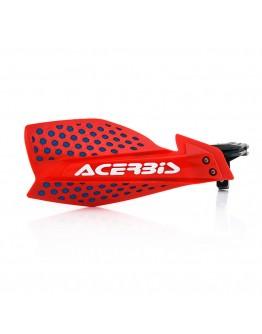 Acerbis Χούφτες X-Ultimate Red/Blue