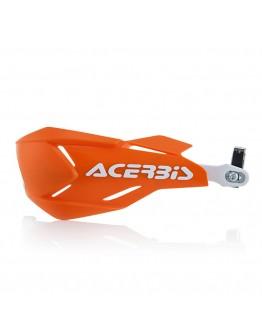 Acerbis Χούφτες X-Factory Orange/White