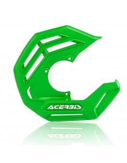 Acerbis Κάλυμμα Εμπρός Δίσκου X-Future Green