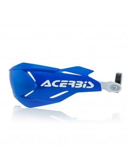 Acerbis Χούφτες X-Factory Blue/White