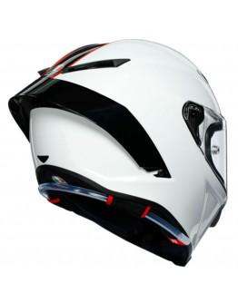 AGV Pista GP RR Scuderia Carbon White/Red