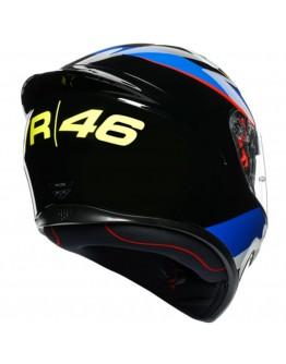 AGV K1 Top VR46 Sky Racing Team Black/Red