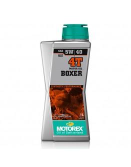 Motorex Λάδι 4T Boxer 5W/40 100% Συνθετικό 1ltr