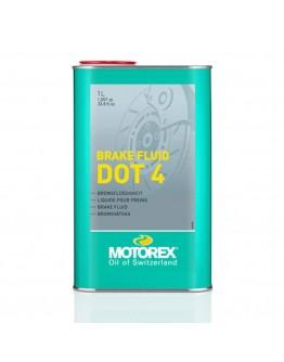 Motorex Υγρά Φρένων DOT 4 1ltr