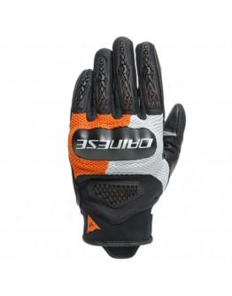 Dainese D-Explorer 2 Γάντια Glacier-Gray/Orange/Black