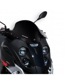 Ermax Ζελατίνα Gilera Fuoco 500 07-15 Sport Dark Black