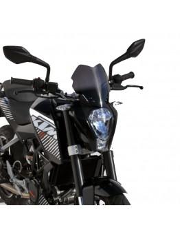 Ermax Ζελατίνα KTM Duke 125 11-16 Nose Dark Smoke