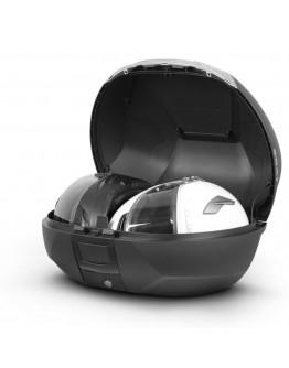 Shad Βαλίτσα SH47 47lt Black/White