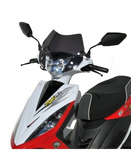 Ermax Ζελατίνα Sym RX 110 10-11 Sport Dark Smoke