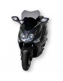 Ermax Ζελατίνα Sym GTS 300 i 13-17 Sport Dark Smoke