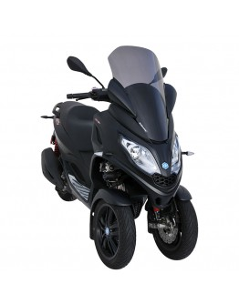 Ermax Ζελατίνα Piaggio MP3 300 HPE Sport 19-21 Touring Light Smoke