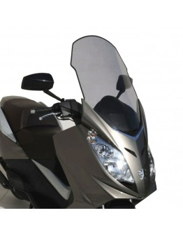 Ermax Ζελατίνα Peugeot Satelis 125/250/400/500 06-11 High Light Smoke
