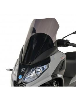 Ermax Ζελατίνα Piaggio MP3 300 HPE Sport 19-21 Sport Dark Smoke