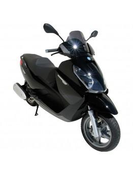 Ermax Ζελατίνα Piaggio X7/X7 Evo 125/250/300 IE 08-14 Sport Dark Smoke