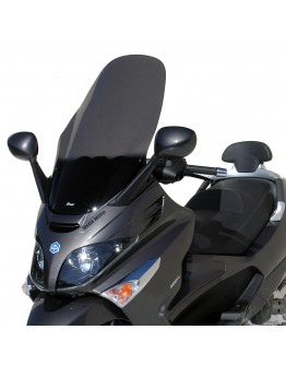 Ermax Ζελατίνα Piaggio X8/X-Evo Sport 125/150/200/250/400 03-17 High Light Smoke