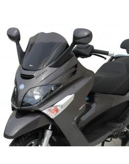Ermax Ζελατίνα Piaggio X8/X-Evo Sport 125/150/200/250/400 03-17 Sport Dark Smoke