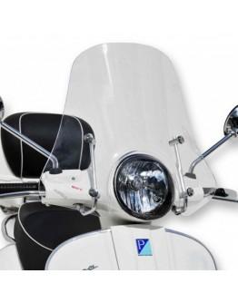 Ermax Ζελατίνα Vespa GTS 300 08-19 Sportivo Light Smoke