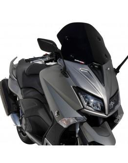 Ermax Ζελατίνα Yamaha T-Max 530 12-16 Sport Dark Smoke