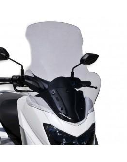 Ermax Ζελατίνα Yamaha N-Max 125-155 15-20 High Light Smoke