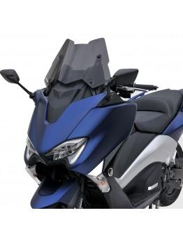 Ermax Ζελατίνα Yamaha T-Max 530 DX SX 117-19 Hyper Sport Dark Smoke