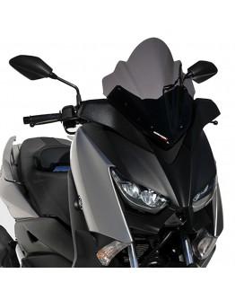 Ermax Ζελατίνα Yamaha X-Max 125/250 18-21 Hyper Sport Dark Smoke