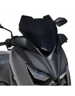 Ermax Ζελατίνα Yamaha X-Max 125/250 18-21 Sport Dark Smoke