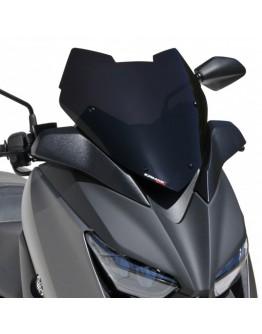Ermax Ζελατίνα Yamaha X-Max 400 18-21 Sport Dark Smoke
