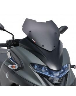 Ermax Ζελατίνα Yamaha Tricity 300 20-21 Sport Dark Smoke