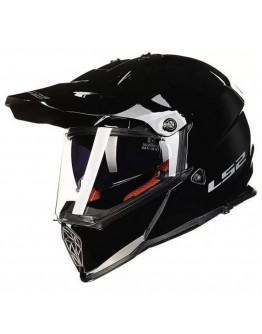 LS2 MX436 Pioneer Black