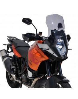 Ermax Ζελατίνα KTM Adventure 1190/1050 13-16 High Light Smoke