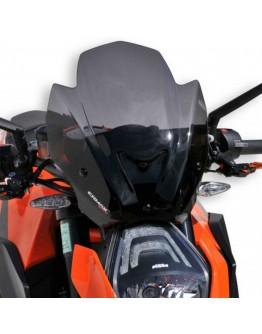 Ermax Ζελατίνα KTM Super Duke 1290 14-16 Sport Dark Smoke
